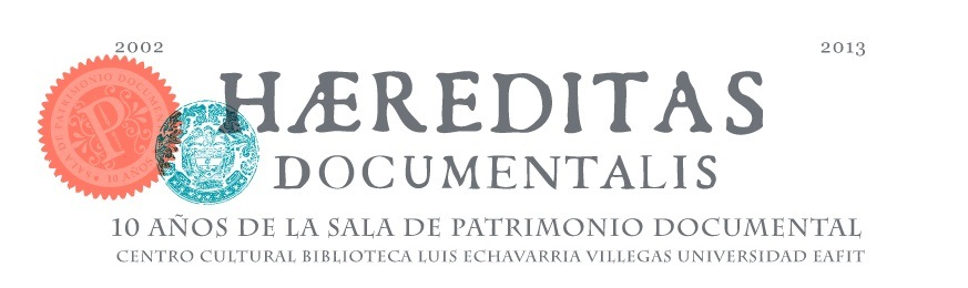 Exposicion virtual Hereditas